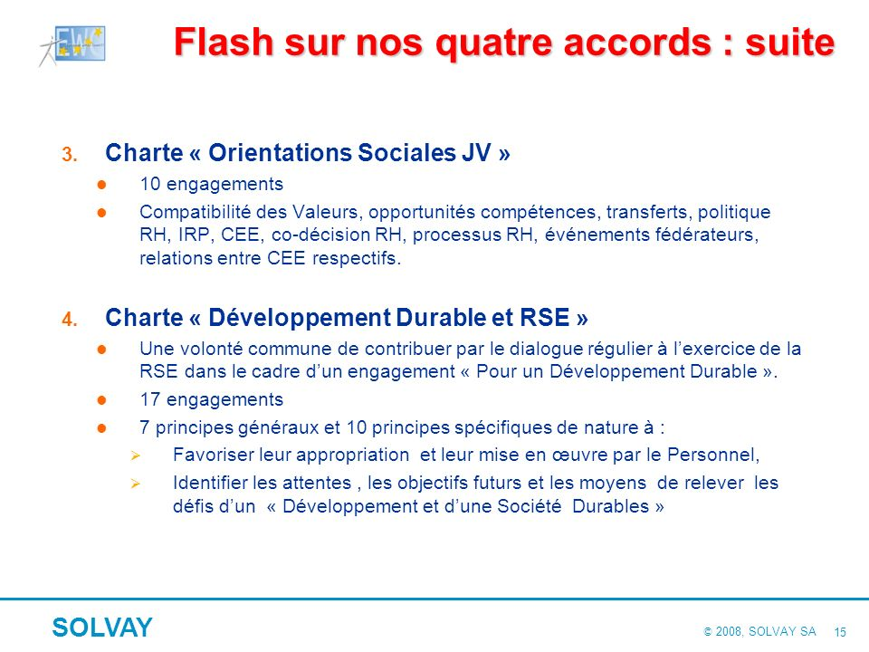 Flash sur nos quatre accords : suite