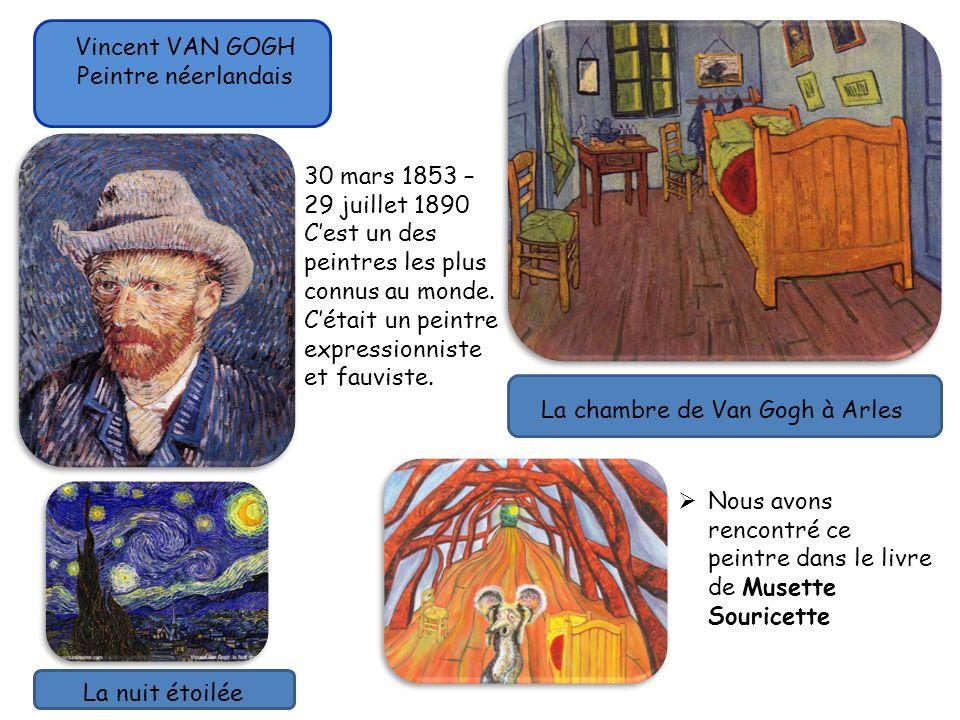 Son tableau le plus connu le cri ppt video online t l charger - Tableau de van gogh la chambre ...
