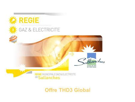 Offre THD3 Global.