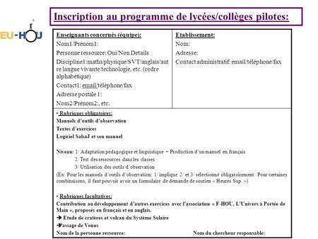 phylogène lycée pour mac