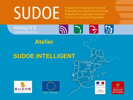 Atelier SUDOE INTELLIGENT