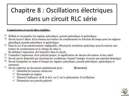 Courant Alternatif Et Circuits En R 233 Gime C A Ppt Video