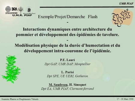 Exemple/Projet/Demarche Flash -