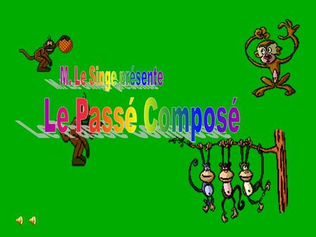 Le Passé Composé is a verb form used to describe things that happened in the past. Note the following examples: Jai acheté un jean. Marc a choisi une.