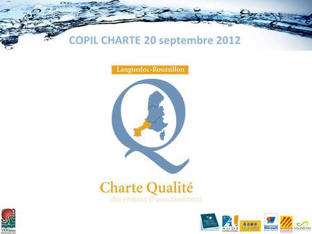 COPIL CHARTE 20 septembre 2012