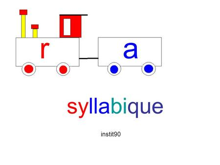R a syllabique instit90.