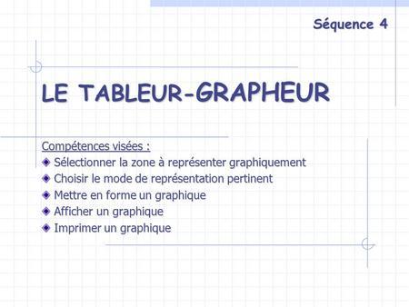 GRAPHEUR TÉLÉCHARGER TABLEUR