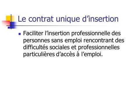 Le Contrat A Duree Determinee Ppt Video Online Telecharger