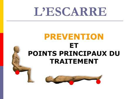 POINTS PRINCIPAUX DU TRAITEMENT