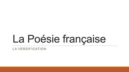 français e muet exercice 6ème