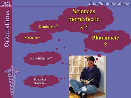 Sciences biomédicales ?