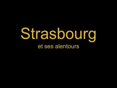 carte cus rep rage des faubourgs de strasbourg et des autres communes de la cus source sig. Black Bedroom Furniture Sets. Home Design Ideas