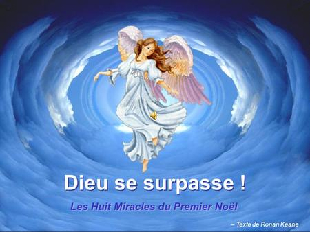 Dieu se surpasse ! Tommy's Window Slideshow