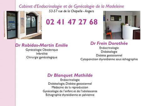 Maladies thyro diennes ppt video online t l charger - Cabinet de radiologie la madeleine ...