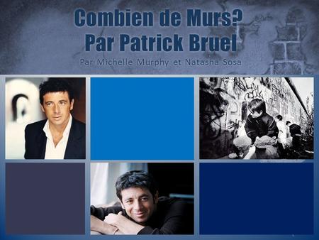 BRUEL ALORS ALBUM REGARDE TÉLÉCHARGER PATRICK