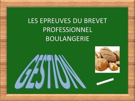Comment r aliser son dossier professionnel ppt video online t l charger - Brevet professionnel cuisine ...