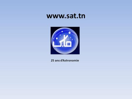 25 ans d'Astronomie. TP : Effet Zeeman et son application en astronomie 1 er Colloque International Des Etudiants Amateurs d'astronomie du.