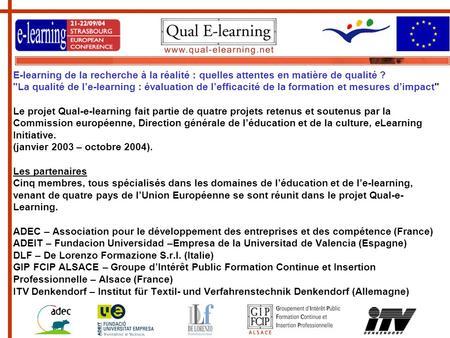 E-learning culture générale