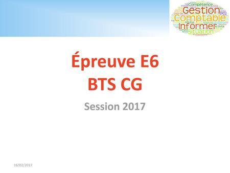 1 Epreuve E42 Pratiques Comptables Fiscales Et Sociales