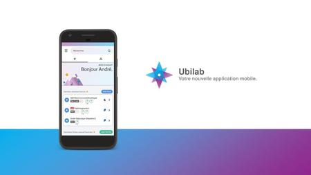 Ubilab Votre nouvelle application mobile..