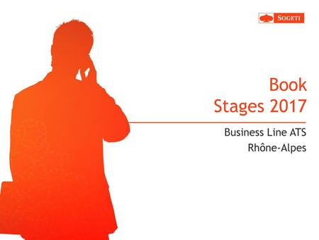 Book Stages 2017 Business Line ATS Rhône-Alpes.