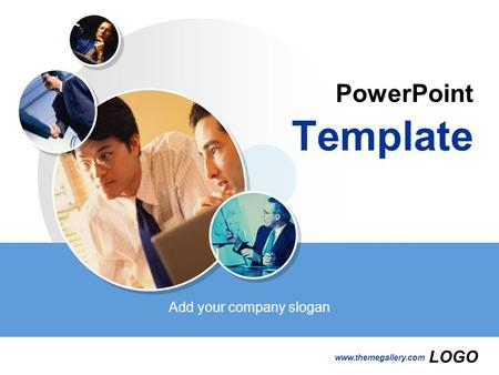 LOGO  PowerPoint Template Add your company slogan.