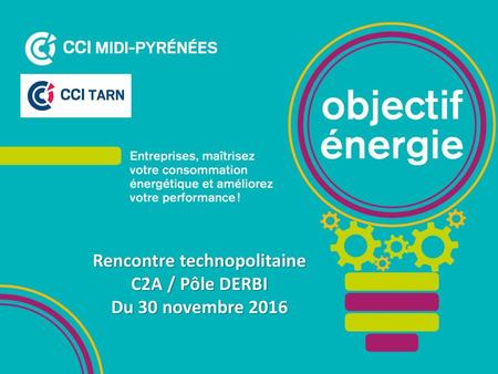 Rencontre technopolitaine