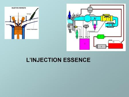 L'INJECTION ESSENCE.