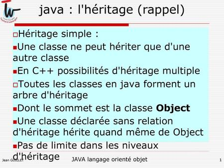 Oca Java 7 Quiz A Ppt Telecharger