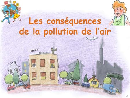 de la pollution de l'air