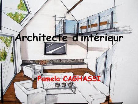 architecte dintrieur