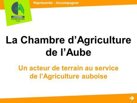 Organisation de la chambre regionale d agriculture de - Chambre d agriculture de la manche ...