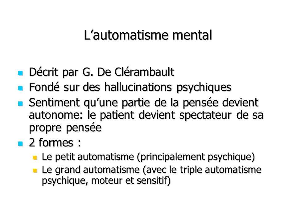 lycanthropie maladie mentale