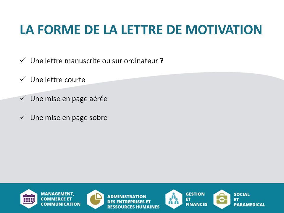 bienvenue a tous atelier cv    lettre de motivation