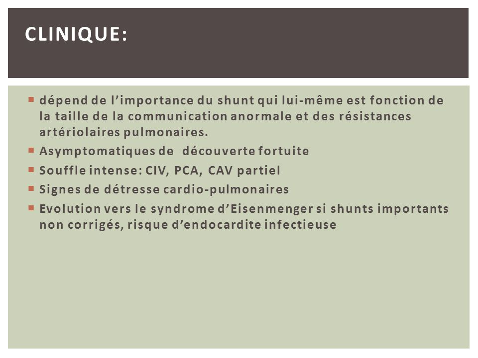 Clinique: