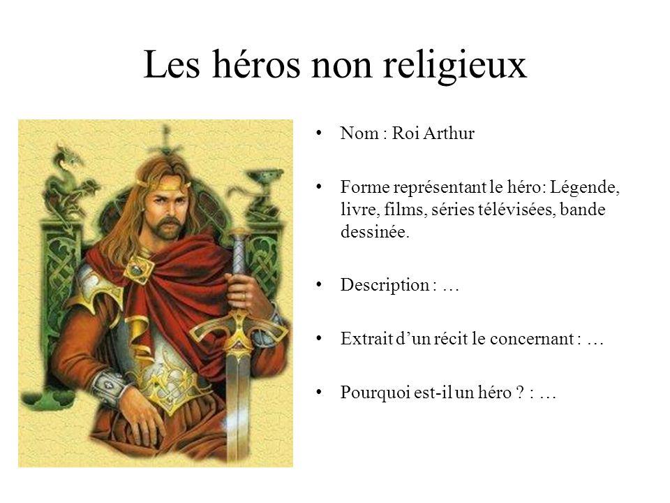 Le célèbre Les héros religieux Nom : Jésus de Nazareth Religion &TR_45