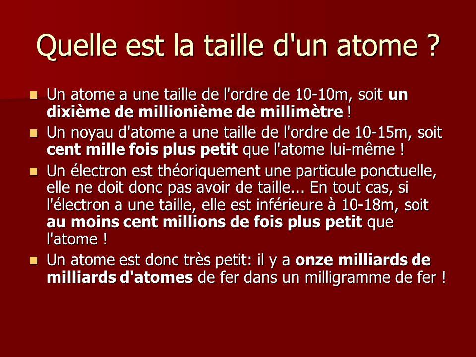 La D 233 Couverte De L Atome Ppt T 233 L 233 Charger