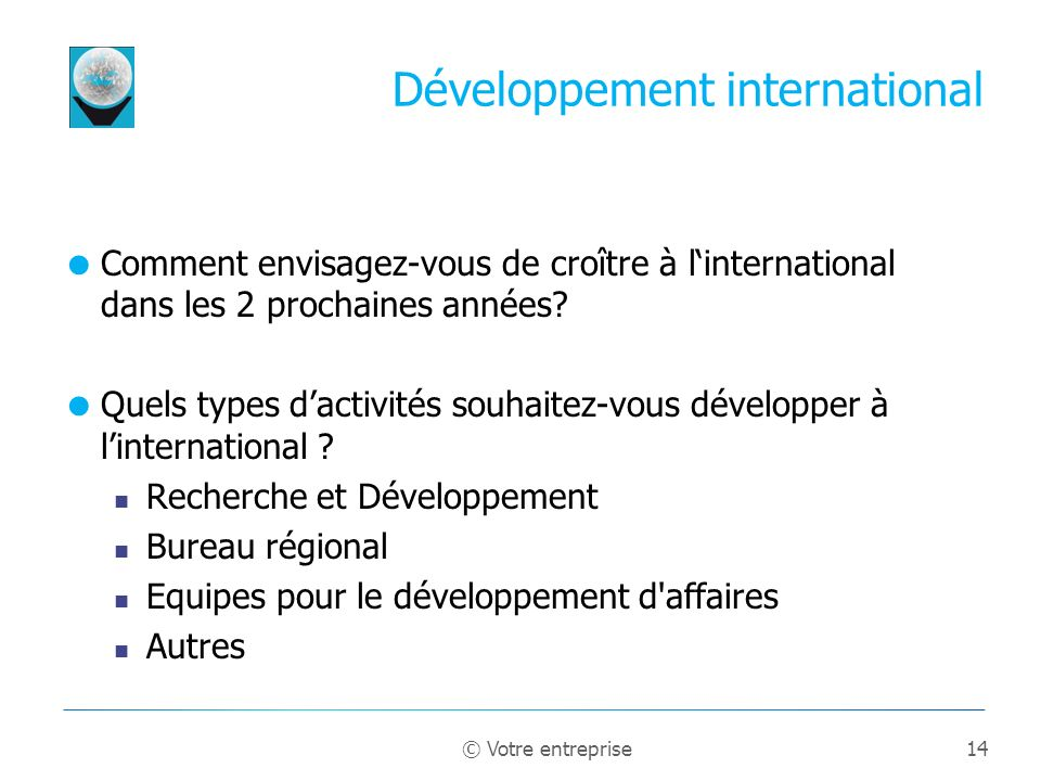 Développement international