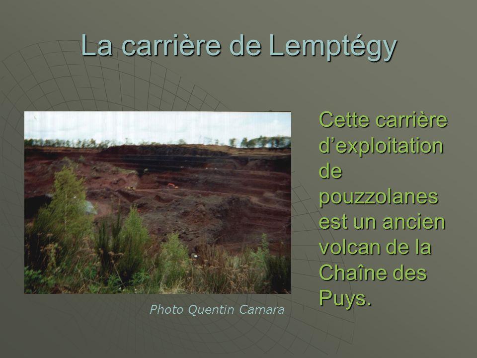 La Carriere De Lemptegy