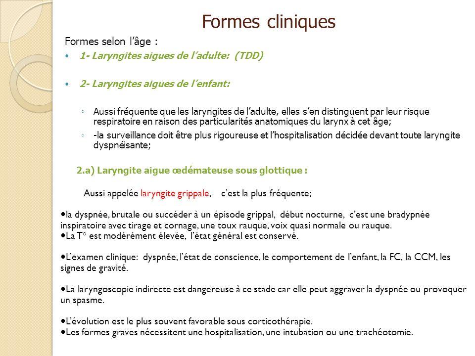 Laryngite aiguë Présenté par: Dr Harrar - ppt télécharger