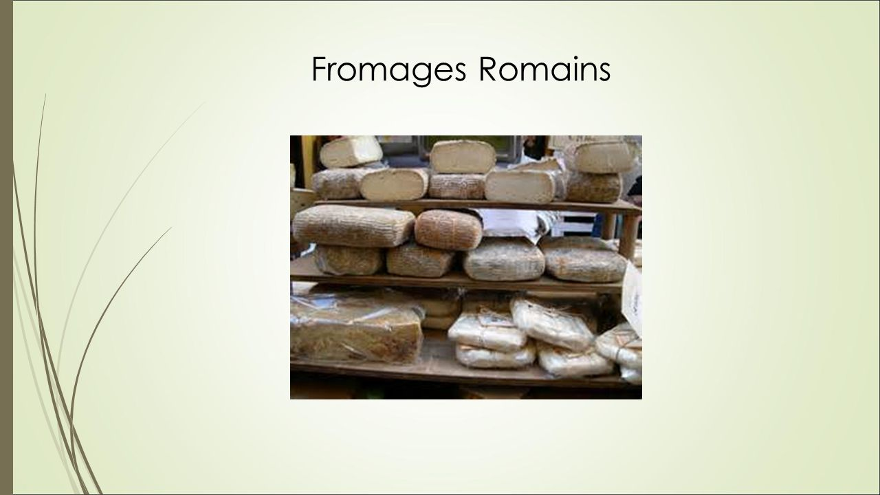 Fromages Romains