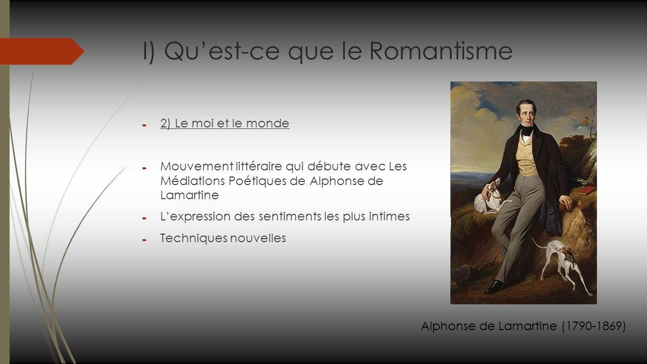 Littérature Romantique la poésie romantique du 19ème siècle - ppt télécharger