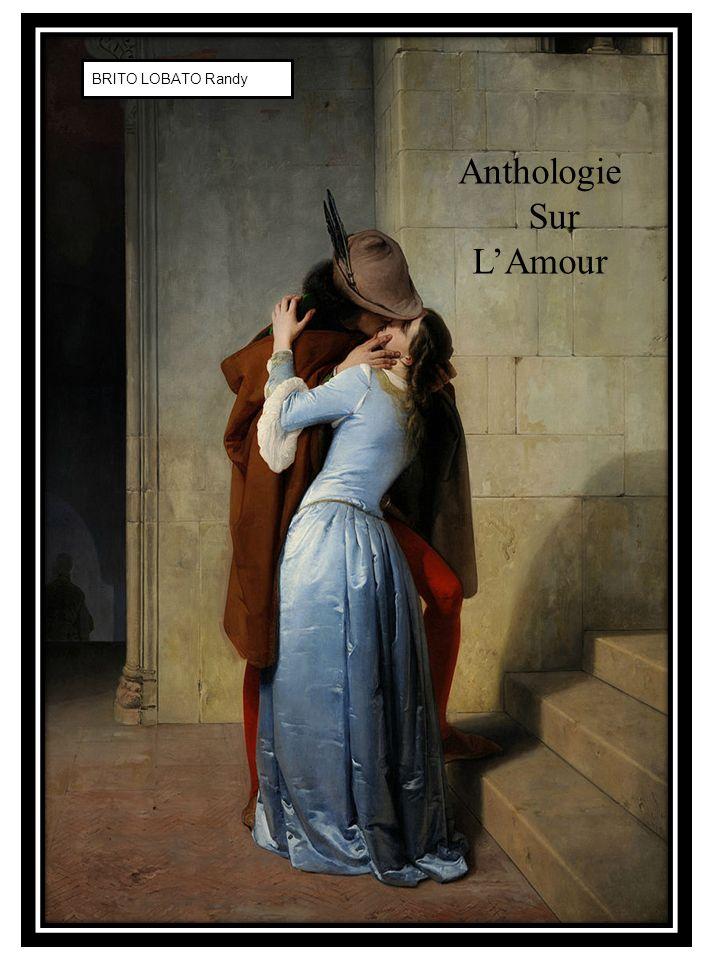 Brito Lobato Randy Anthologie Sur Lamour