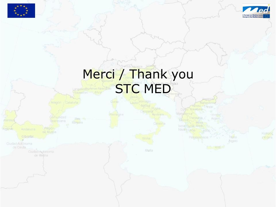 Merci / Thank you STC MED
