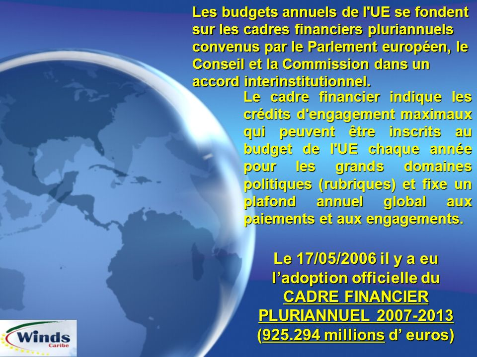 Le 17/05/2006 il y a eu l'adoption officielle du
