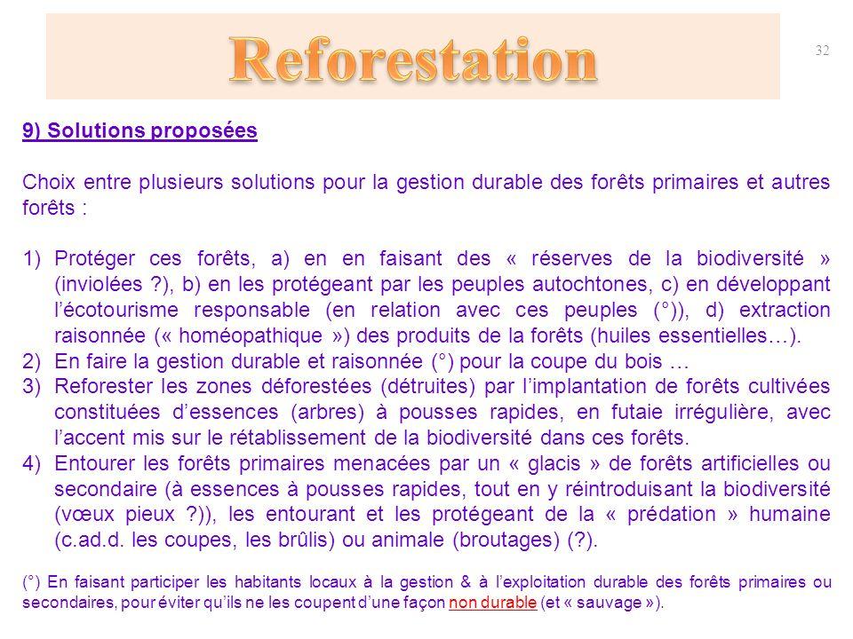 Déforestations, Reforestations   Protection des forêts - ppt télécharger 9e33fbf8909