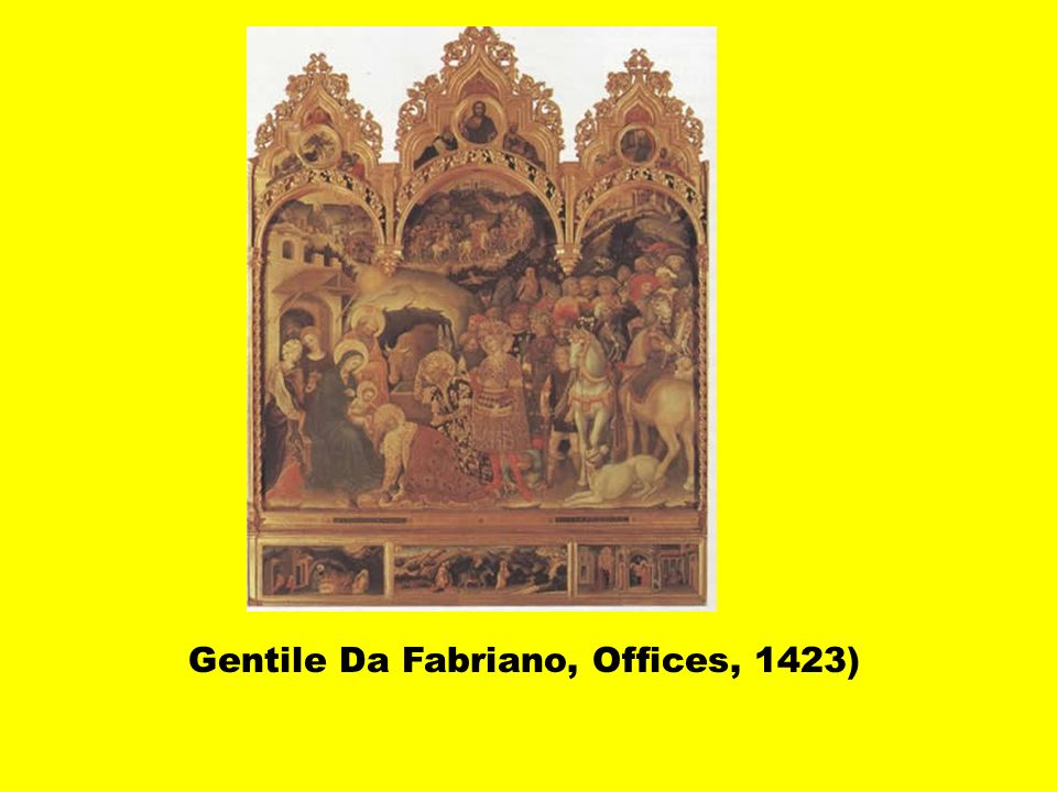 Gentile Da Fabriano, Offices, 1423)