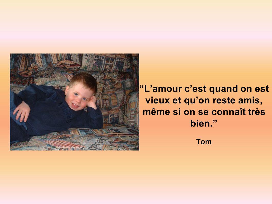 L Amour Vu Par Les Enfants Ppt Video Online Telecharger