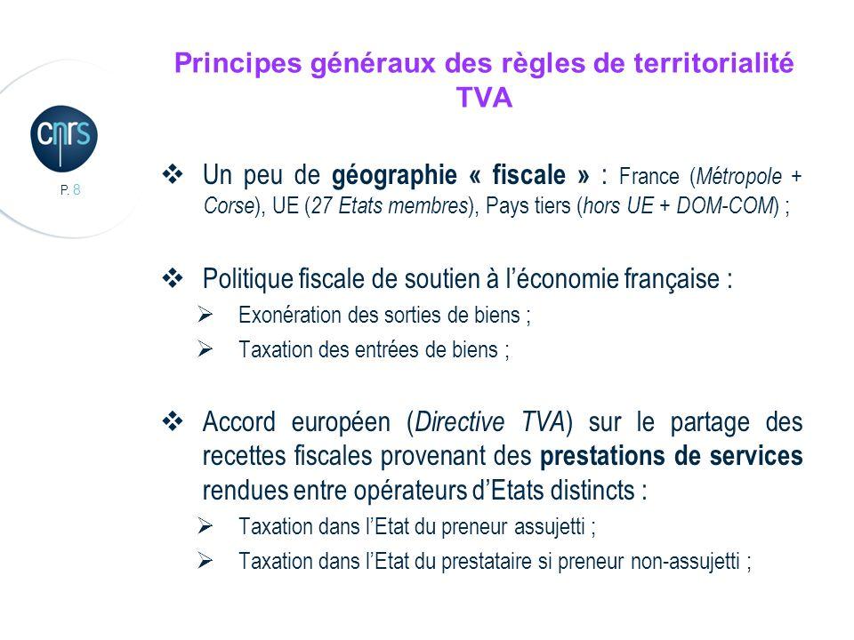 Formation Fiscale Fondamentaux De La Tva Territorialite Ppt