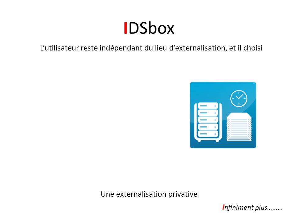 Une externalisation privative